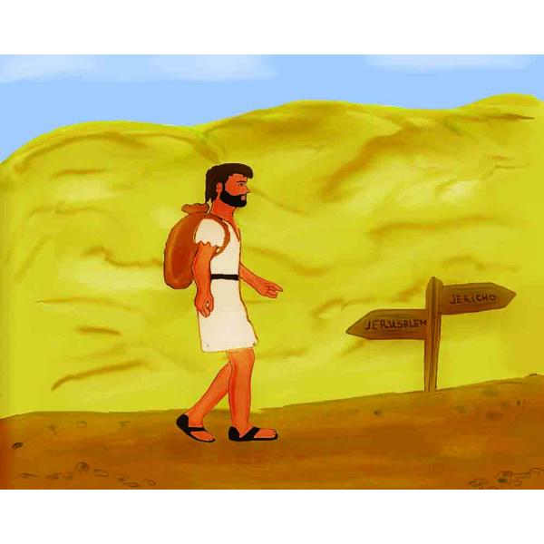 Parable of Good SamaritanA