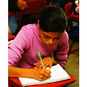 Mayo Indian school children in a classroom, Josefa Ortiz de Dominguez Primary School, Tehueco (near El Fuerte), Mexico